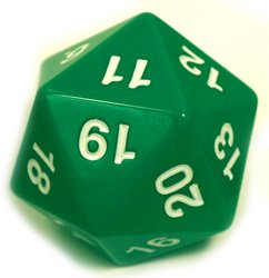 Spindown Dice: Green