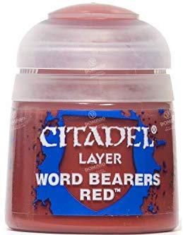 22-91 Layer Word Bearers Red 12ml