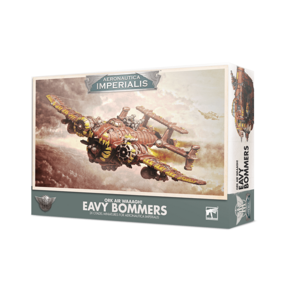 A/I: ORK AIR WAAAGH! 'EAVY BOMMERZ<br>(Shipped in 14-28 days)