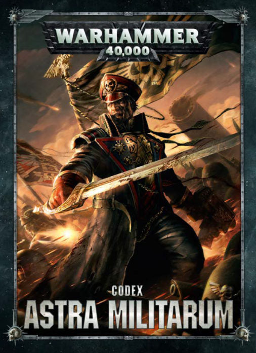 CODEX: ASTRA MILITARUM (HB) (ENGLISH)<br>(Shipped in 14-28 days)