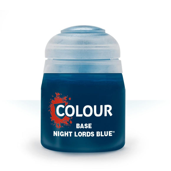 21-42 Base: Night Lords Blue (12ML)