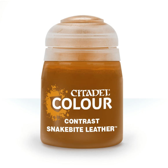 29-27 Contrast: Snakebite Leather (18ML)
