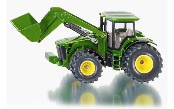 Siku 1/50 John Deere 6430 with Front Loader<br>(Shipped in 10-14 days)