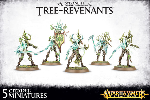 SYLVANETH TREE-REVENANTS<br>(Shipped in 14-28 days)