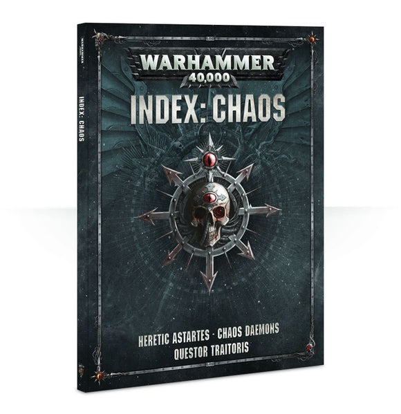 43-97-60 Warhammer 40k Index: Chaos