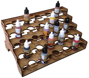 25mm Paint Rack (55 bottles)