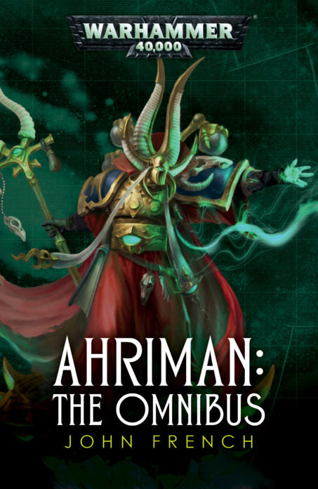 AHRIMAN: THE OMNIBUS (PB)<br>(Shipped in 14-28 days)