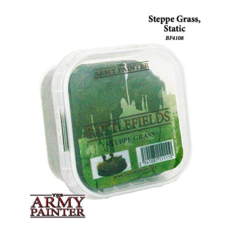 Army painter- Steppe Grass