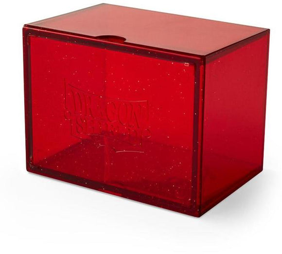 Dragon Shield StrongBox Red