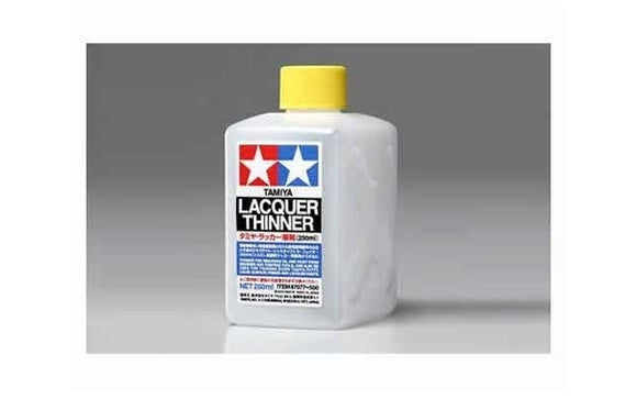 Tamiya Laquer Thinner (250ml)<br>(Shipped in 10-14 days)