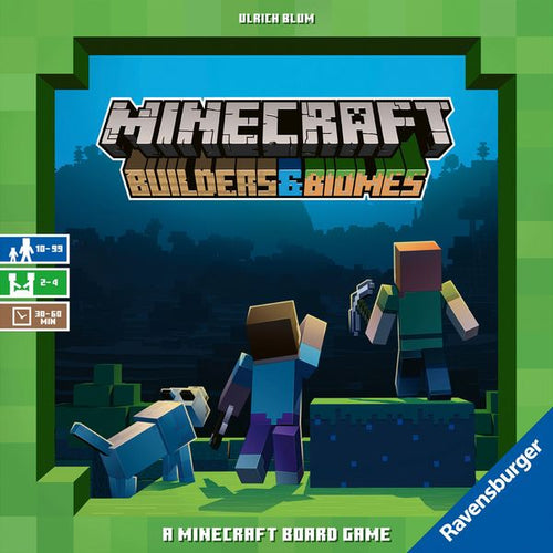 Minecraft Builders and Biomes