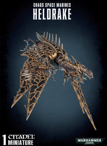 CHAOS SPACE MARINES HELDRAKE<br>(Shipped in 14-28 days)