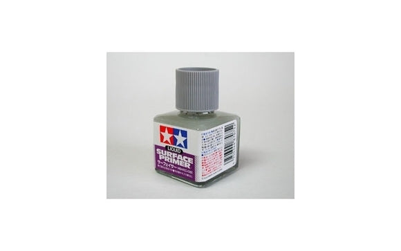 Tamiya Liquid Surface Primer (40ml)<br>(Shipped in 10-14 days)