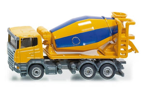 Siku 1/87 Scania Cement Mixer DT<br>(Shipped in 10-14 days)