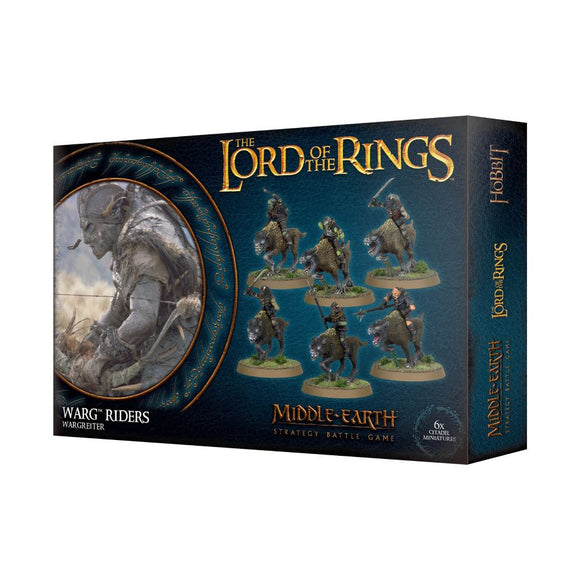 THE LORD OF THE RINGS: WARG RIDERS<br>(Shipped in 14-28 days)