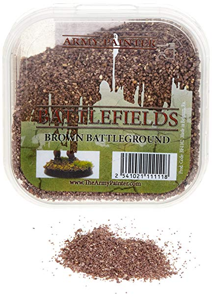 Army Painter Basing Tub Brown Battlegroun