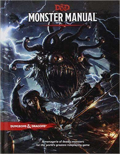 D&D Monster Manual 5.0