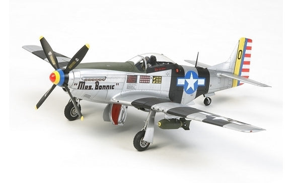 Tamiya 1/32 P-51D/K Mustang Pacific Theater<br>(Shipped in 10-14 days)