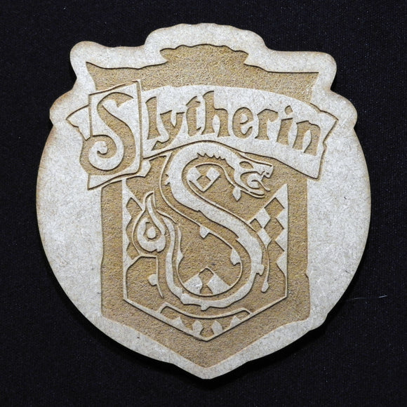 Laser Cut Coasters - Harry Potter