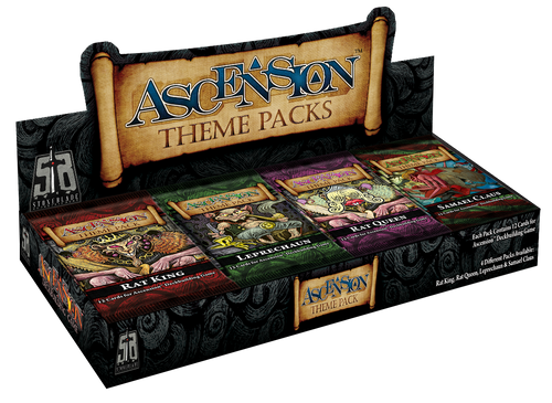 Ascension Theme Packs