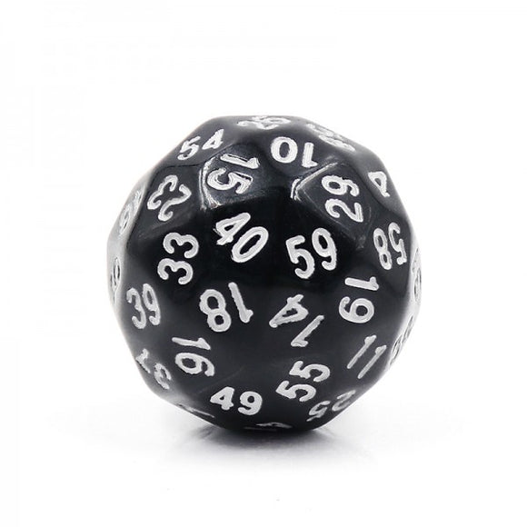 D60 black w/white ink