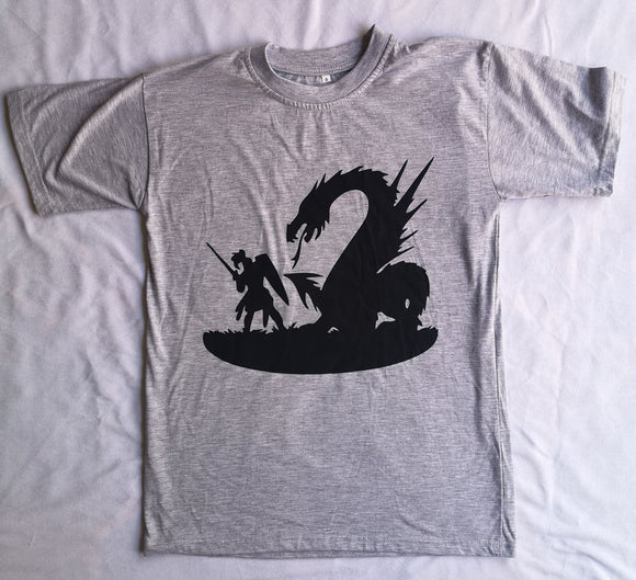 T-Shirt: Dragonslayer