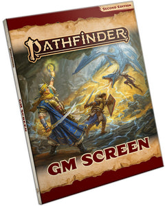 Pathfinder Gamemaster's Screen (2ed)