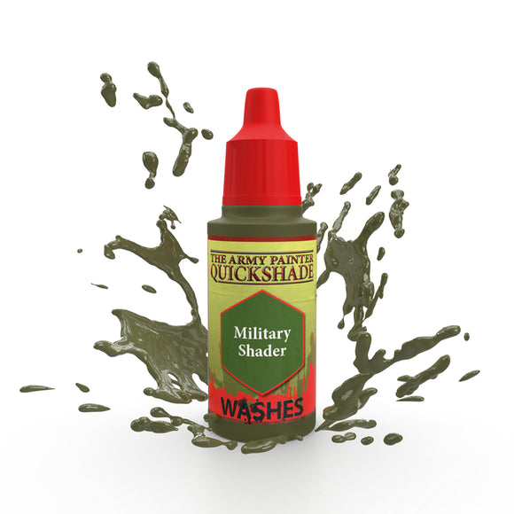 Army Painter Warpaints QS Military Shader Wash