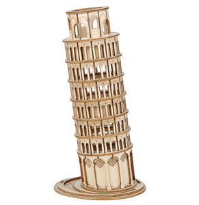 Robotime Leaning Tower of Pisa <br>(Shipped in 10-14 days)