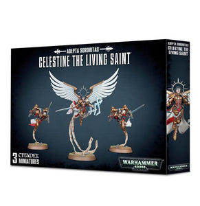CELESTINE THE LIVING SAINT<br>(Shipped in 14-28 days)