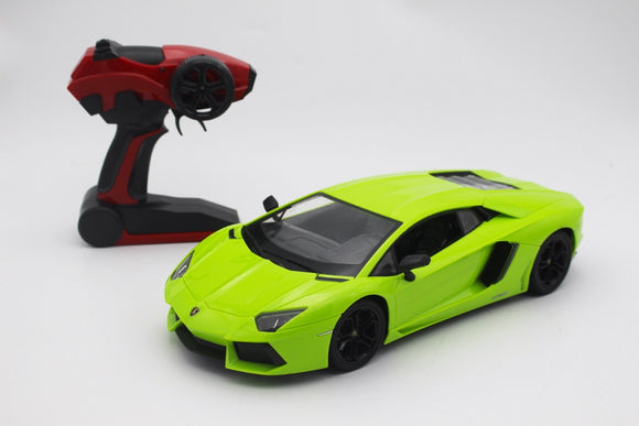 RW Toys 1/14 R/C Lambo Aventador LP700-4 w/6V & USB Chrg<br>(Shipped in 10-14 days)