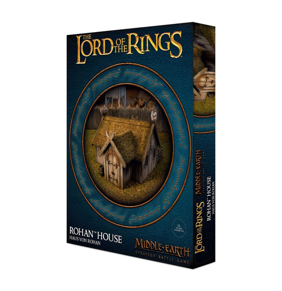MIDDLE-EARTH SBG: ROHAN HOUSE<br>(Shipped in 14-28 days)