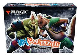 MTG Unsanctioned