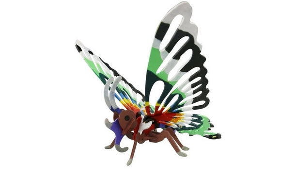 Robotime 3D Wooden Puzzle with Paints - Butterfly<br>(Shipped in 10-14 days)