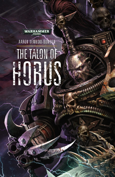 THE TALON OF HORUS (PB)<br>(Shipped in 14-28 days)