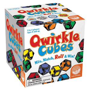 Qwirkle Cubes<br>(Shipped in 7-10 days)