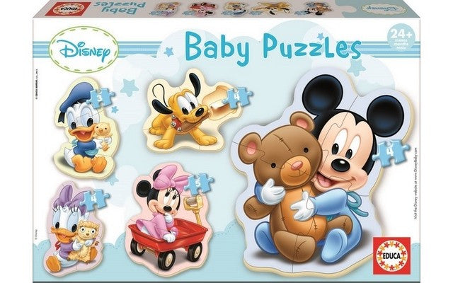 Educa Mickey (5 Asst) - Ages 2+<br>(Shipped in 10-14 days)