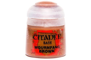 21-20 Base Mournfang Brown 12ml