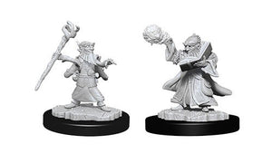 Dungeons & Dragons Nolzur's Marvelous Minis Male Gnome Wizard