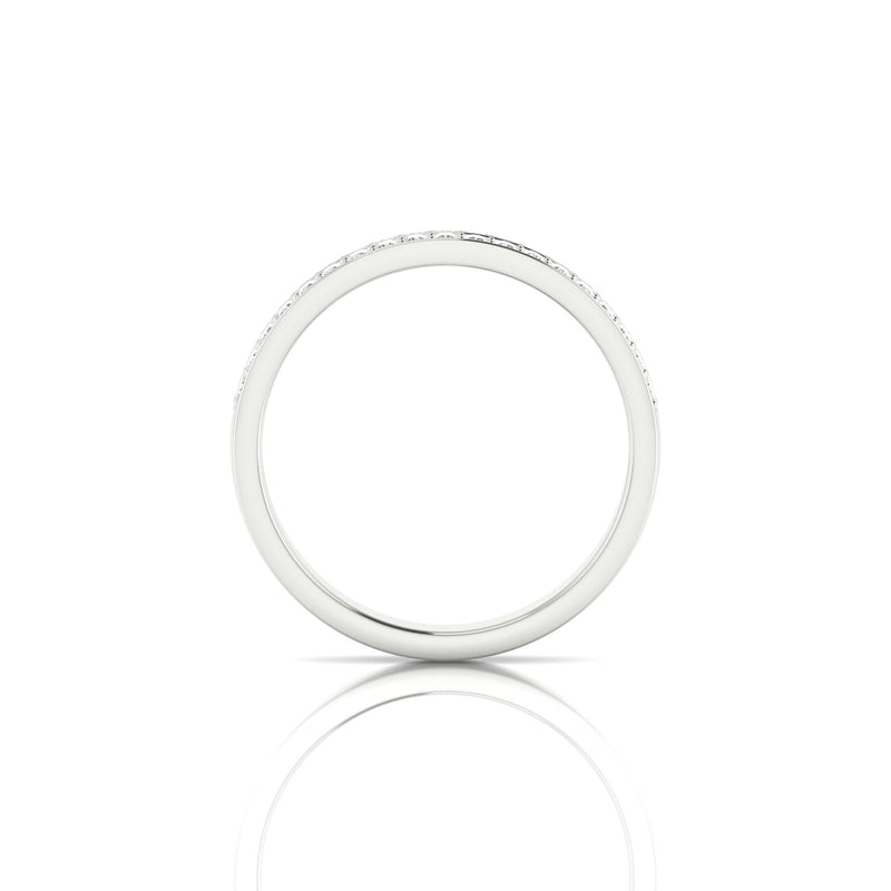 Charmante Diamant | 1.3 mm Argent 925 Ronde