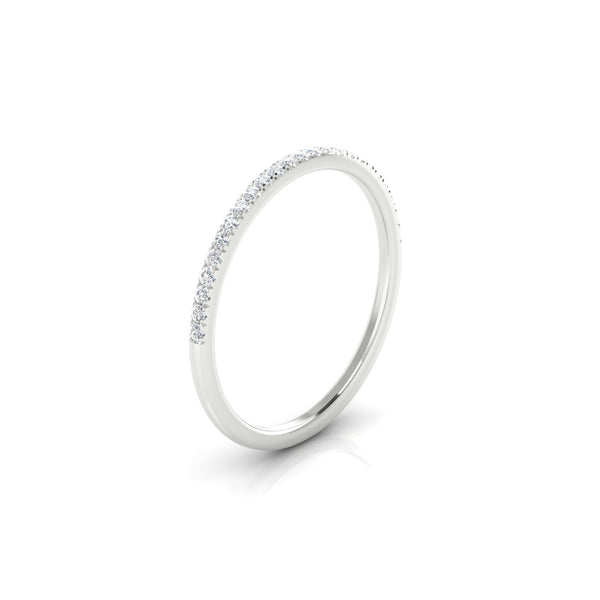 Confidence Diamant | 1.1 mm Argent 925 Ronde