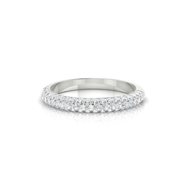 Ensemble Diamant | Ronde 1.3 mm Argent 925