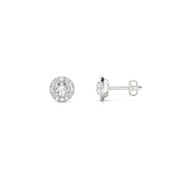Clothilde Diamant | Ronde 3 mm Argent 925
