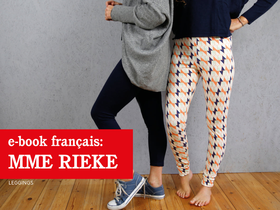 Madame RIEKE - leggings