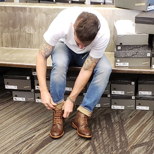 3 things to consider when shoe shopping for men