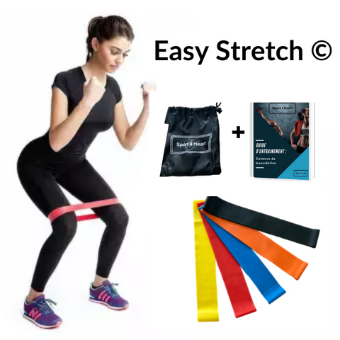 Bandes Easy Stretch - Sport4Heart ©