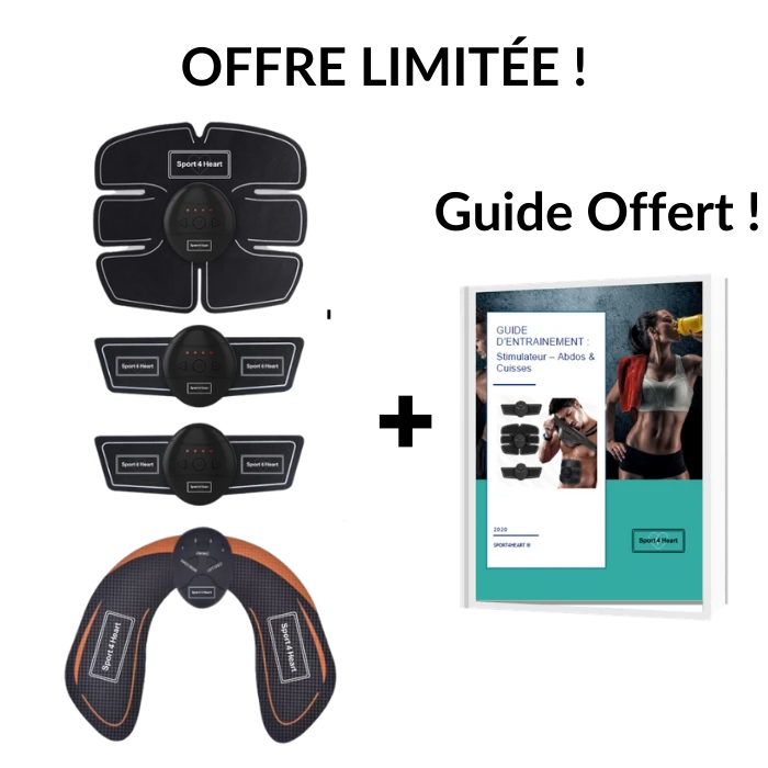 Stimulateur Pro Pack Ultimate - Sport4Heart ©