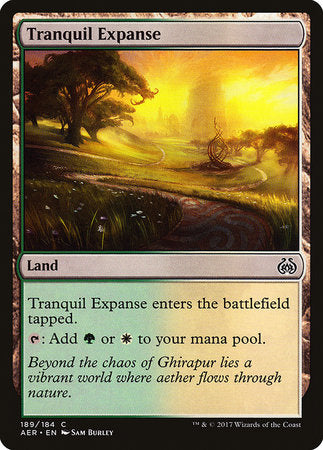Tranquil Expanse [Aether Revolt] | Gamers Paradise