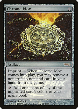 Chrome Mox [Grand Prix Promos] | Gamers Paradise