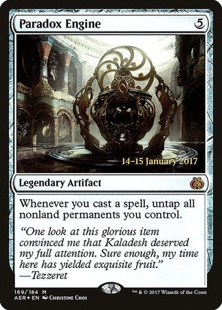 Paradox Engine [Aether Revolt Promos] | Gamers Paradise
